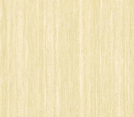 Yellow wood plank porcelain tile