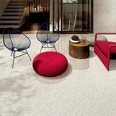 Dotted Polished Porcelain Tile