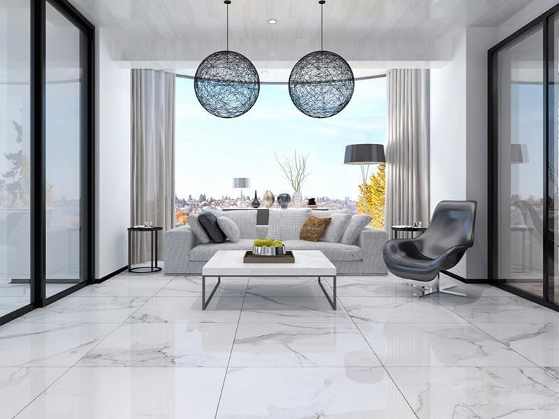 High Gloss Glazed Porcelain Tile