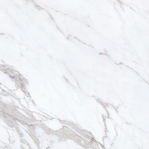 White Glazed Polished Porcelain Tile, Item KG6160J Floor Tile