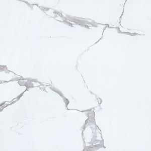 White Marble Look Polished Porcelain Tile, Item KG6177J Floor Porcelain