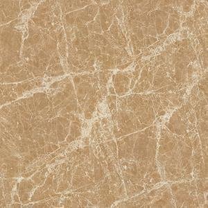 Brown Glazed Polished Porcelain Tile, Item KG6030 Floor Porcelain